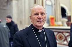 Monsignor Nunzio Galantino, Secretary General of the Italian Episcopal Conference